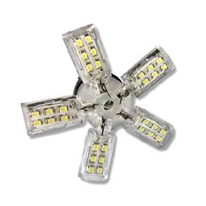 LED Lamp PL-30-1210SMD Spider
